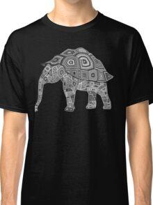 Elephant Turtle Classic T-Shirt