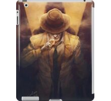 The Synth detective iPad Case/Skin