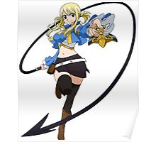 Fairy Tail - Lucy Heartfilia Poster