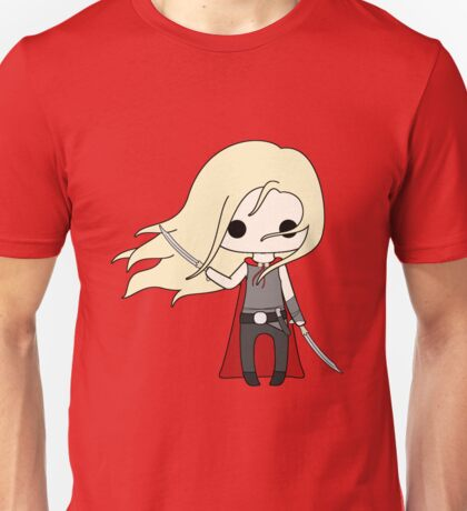Crown of Midnight Chibi Unisex T-Shirt
