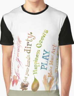 Daily Inspiration, Affirmations, Quotes Graphic T-Shirt