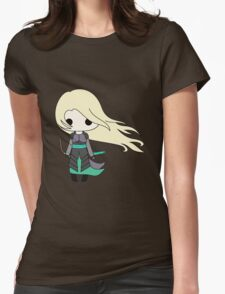Heir of Fire Chibi Womens Fitted T-Shirt