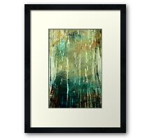 Abstract Print 8 Framed Print