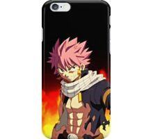 Fairy Tail - Natsu Dragneel Fire iPhone Case/Skin