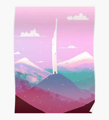 tower of wind Poster