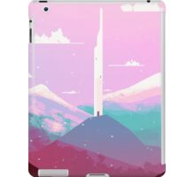 tower of wind iPad Case/Skin