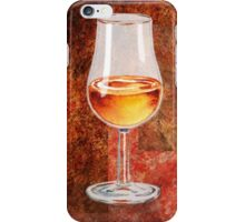 Glass Of Port iPhone Case/Skin