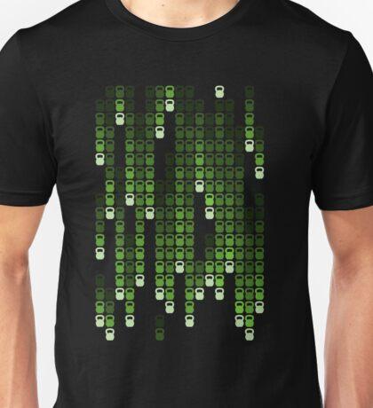 Kettlebell Matrix Unisex T-Shirt