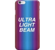 Ultra Light Beam iPhone Case/Skin