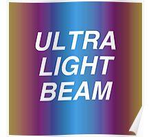 Ultra Light Beam Poster