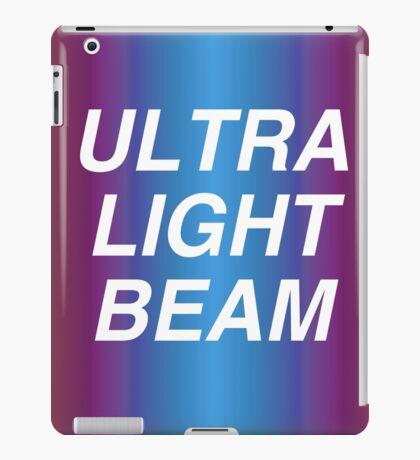 Ultra Light Beam iPad Case/Skin