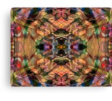 Quilted Wanabee Canvas Print