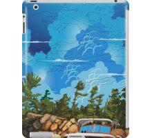 Explore Muskoka  iPad Case/Skin