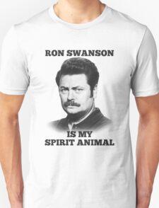 Ron Swanson is my spirit animal T-Shirt
