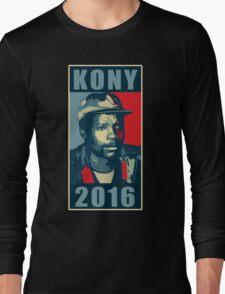 KONY 2016 Long Sleeve T-Shirt
