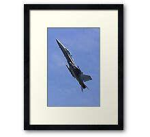 F/A-18 Framed Print