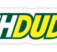 Suh Dude - Subway Logo Sticker