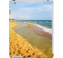 The Ancient River Belice. iPad Case/Skin