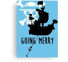 One Piece - Going Merry (update) Canvas Print