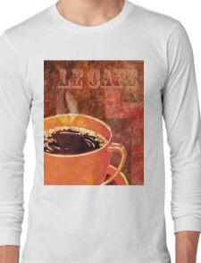 Le Cafe Decor Long Sleeve T-Shirt