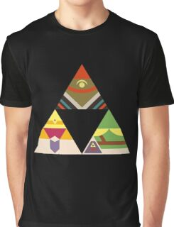 Legend of the Tri Graphic T-Shirt