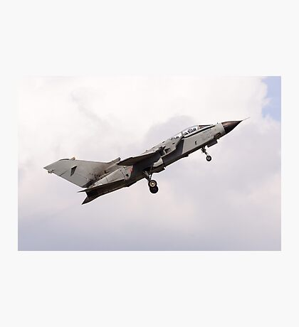 Tornado Gear Down Photographic Print