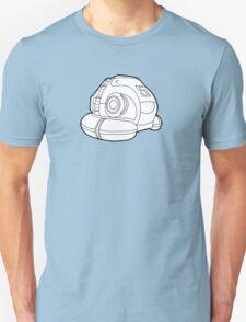 Sci-fi Escape Pod Design  Unisex T-Shirt