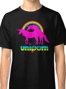 uniporn 2 Classic T-Shirt