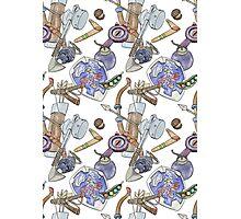 Zelda Patterns Photographic Print