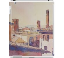 Three Luccan Towers iPad Case/Skin