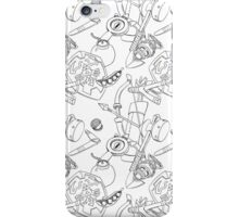 Zelda Patterns iPhone Case/Skin