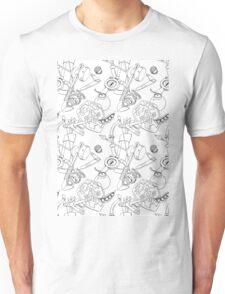 Zelda Patterns Unisex T-Shirt