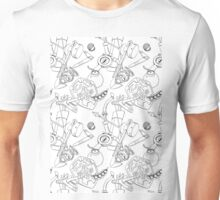 Zelda Patterns Unisex T-Shirt