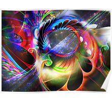 Eye of the Nebula Poster