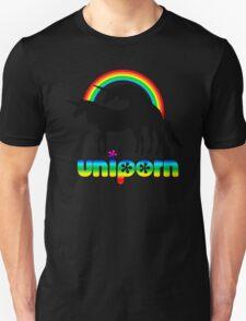 Black Uniporn T-Shirt