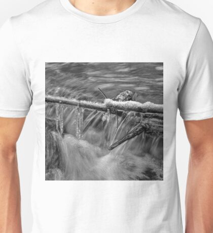 Water and ice 2 Unisex T-Shirt