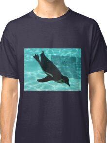 Diving Penguin Classic T-Shirt