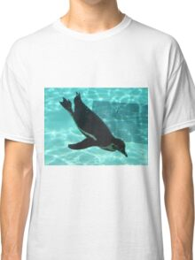 Diving Penguin Classic T-Shirt