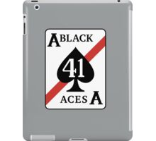The Black Aces iPad Case/Skin