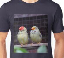 Star Finches Unisex T-Shirt