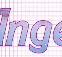 Angel Sticker