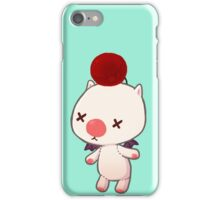 Final Fantasy- Moogle Plush iPhone Case/Skin