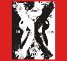 The X Files Kids Tee