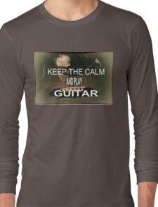KEEP THE CALM Long Sleeve T-Shirt