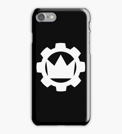 Crown The Empire COG Logo iPhone Case/Skin