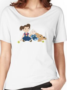 Cute kids clothes Women's Relaxed Fit T-Shirt