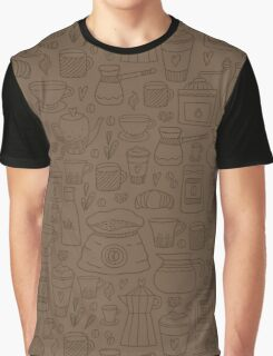Coffee2 Graphic T-Shirt