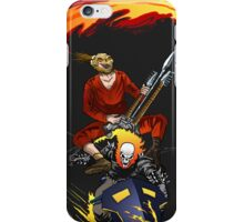 Doof Warrior and The Ghost Rider  iPhone Case/Skin