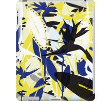 Paradise Flower Summer 80s iPad Case/Skin