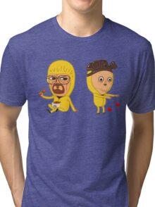 Breaking bad cartoon Tri-blend T-Shirt